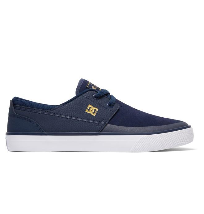 0 Wes Kremer 2 S - Skate Shoes Blue ADYS300241 DC Shoes