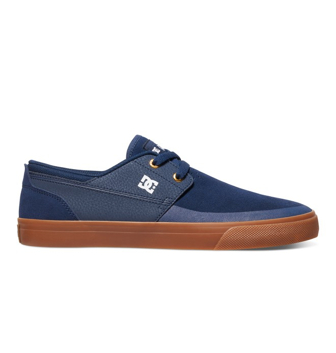 0 Wes Kremer 2 S - Low Top Skate Shoes Blue ADYS300241 DC Shoes