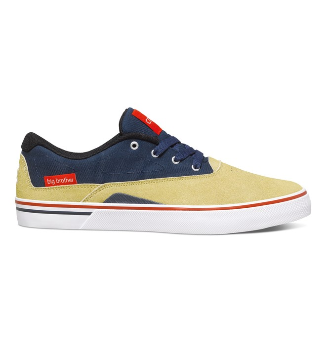 0 Sultan S SE Big Brother - Low-Top Shoes  ADYS300245 DC Shoes