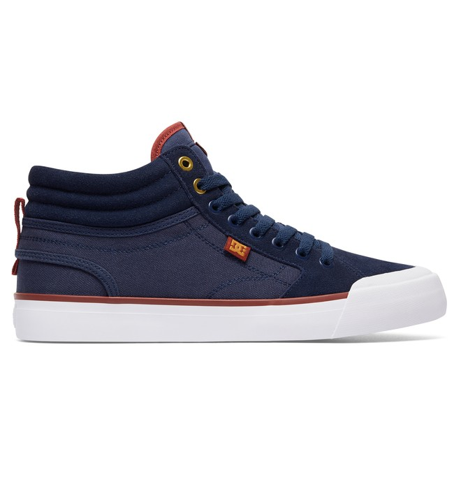0 Evan Smith Hi - Zapatillas Altas Azul ADYS300246 DC Shoes