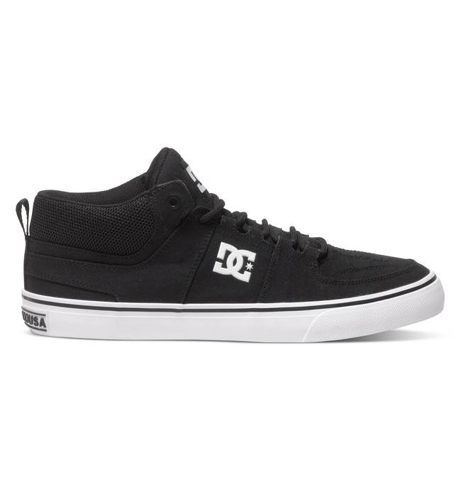 0 Men's Lynx Vulc TX Mid Shoes  ADYS300254 DC Shoes