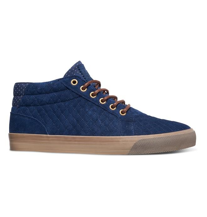 0 Council Mid LX - Mid Shoes Blue ADYS300258 DC Shoes