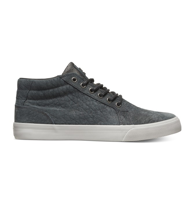 0 Council LX - Chaussures mi-Hautes Gris ADYS300258 DC Shoes
