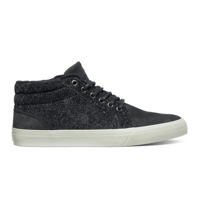 0 Men's Council LX Mid Top Shoes  ADYS300258 DC Shoes