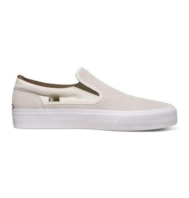 0 Men's Trase S Dekeyzer Slip-On Skate Shoes  ADYS300269 DC Shoes