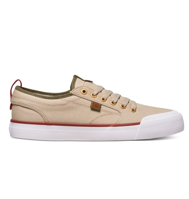 0 Evan Smith TX -  Zapatillas Beige ADYS300275 DC Shoes