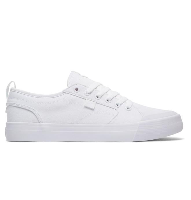 0 Men's Evan Smith TX Shoes White ADYS300275 DC Shoes