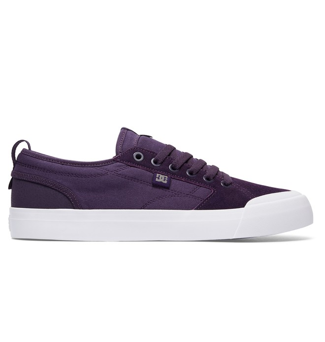 0 Men's Evan Smith Shoes Purple ADYS300286 DC Shoes