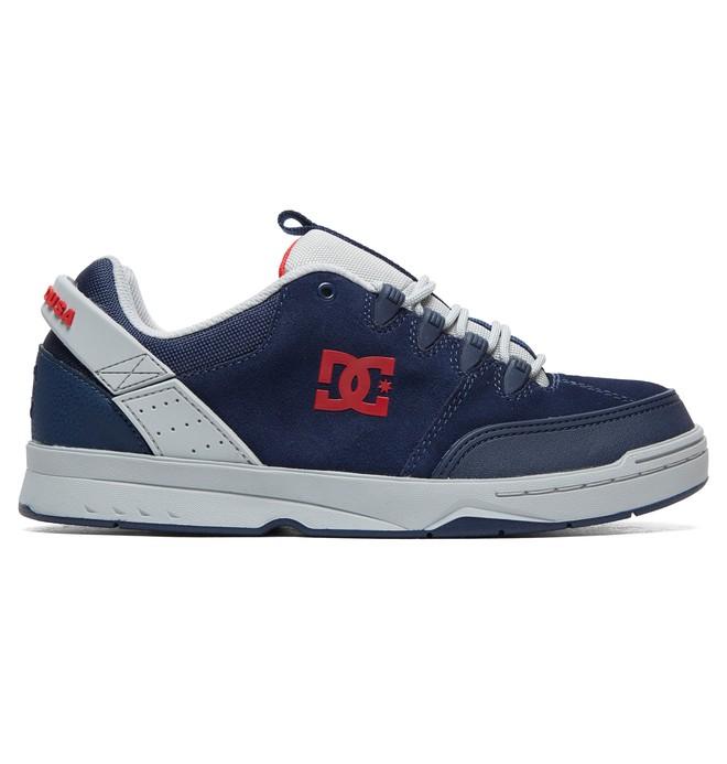 0 Men's Syntax Shoes Blue ADYS300290 DC Shoes
