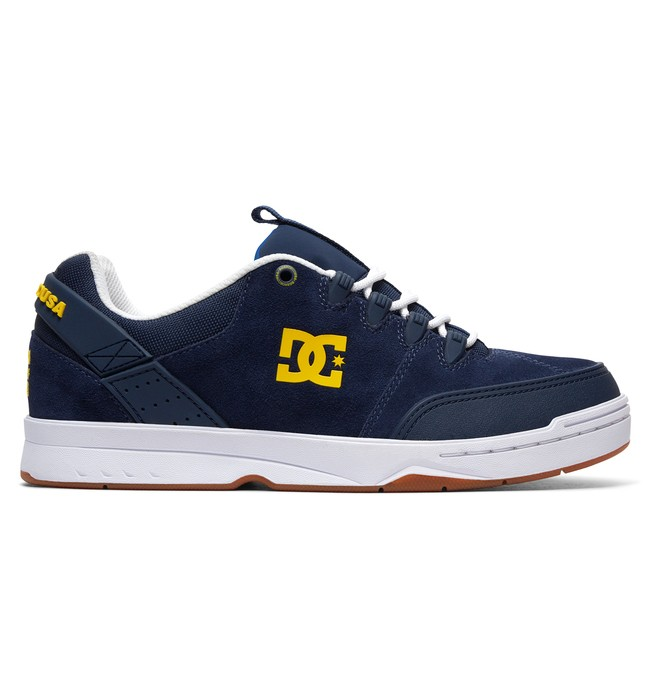 0 Syntax - Baskets Bleu ADYS300290 DC Shoes