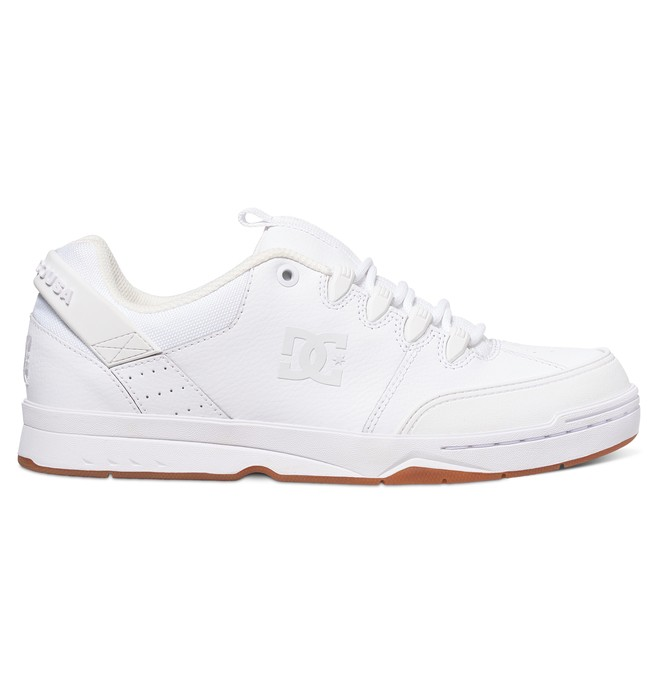 0 Men's Syntax Shoes White ADYS300290 DC Shoes
