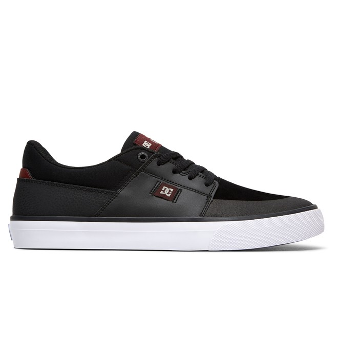 0 Men's Wes Kremer Shoes Black ADYS300315 DC Shoes