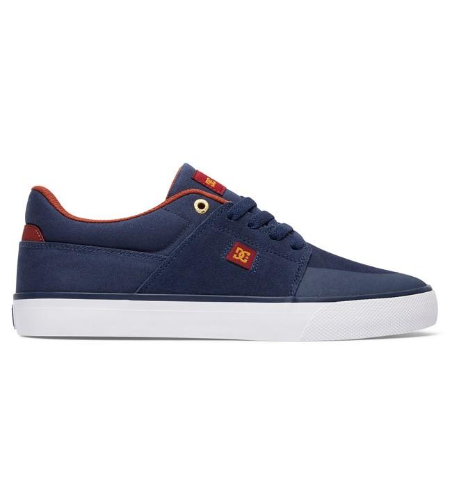 0 Wes Kremer - Shoes Blue ADYS300315 DC Shoes