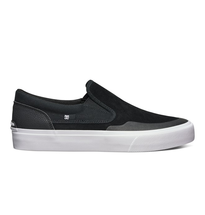 0 Trase S RT - Chaussures de skate Slip-On  ADYS300357 DC Shoes