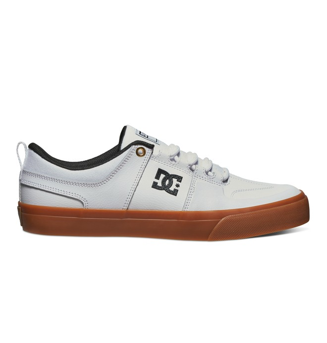 0 Lynx Vulc S RT - Skate Shoes White ADYS300359 DC Shoes