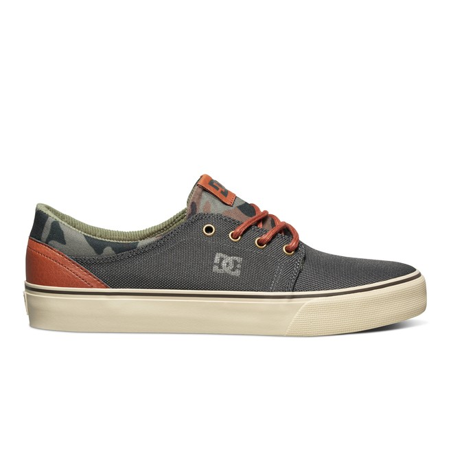 0 Trase TX LE - Shoes Green ADYS300372 DC Shoes