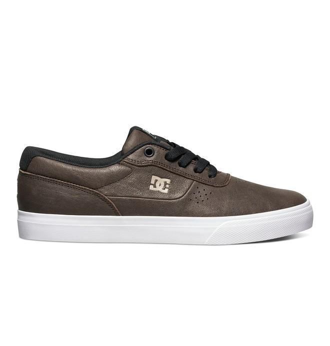 0 Switch S LX - Chaussures de Skate Marron ADYS300377 DC Shoes