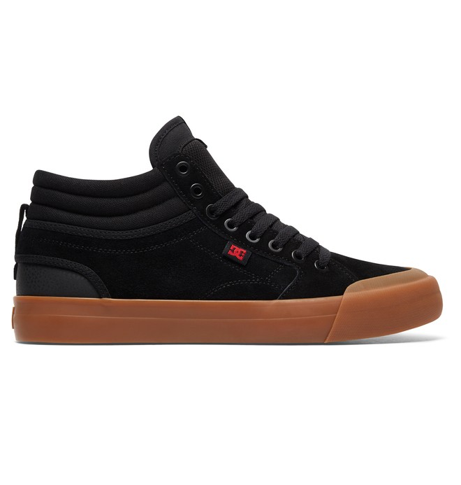 0 Evan Smith Hi S - Zaptillas de skate de bota alta Negro ADYS300380 DC Shoes
