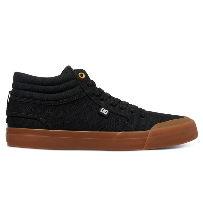 0 Evan Smith Hi TX - Zapatillas Altas Negro ADYS300383 DC Shoes