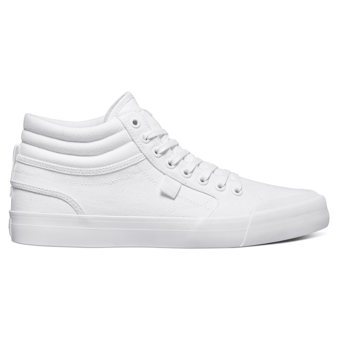 0 Evan Smith Hi TX - Zapatillas Altas Blanco ADYS300383 DC Shoes
