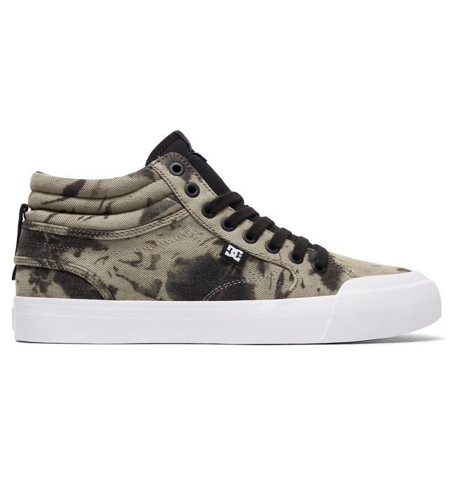 0 Men's Evan Smith Hi TX SE High Top Shoes Black ADYS300385 DC Shoes