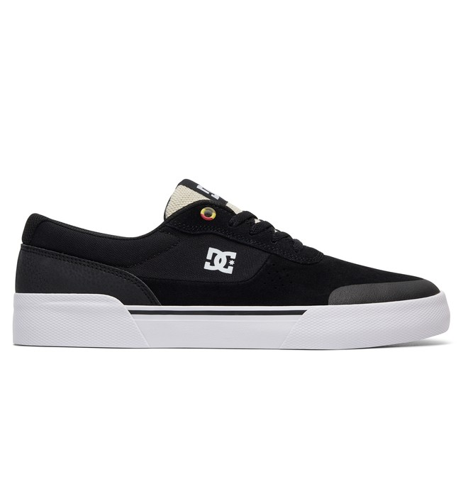 0 Switch Plus S - Skate Shoes Black ADYS300399 DC Shoes