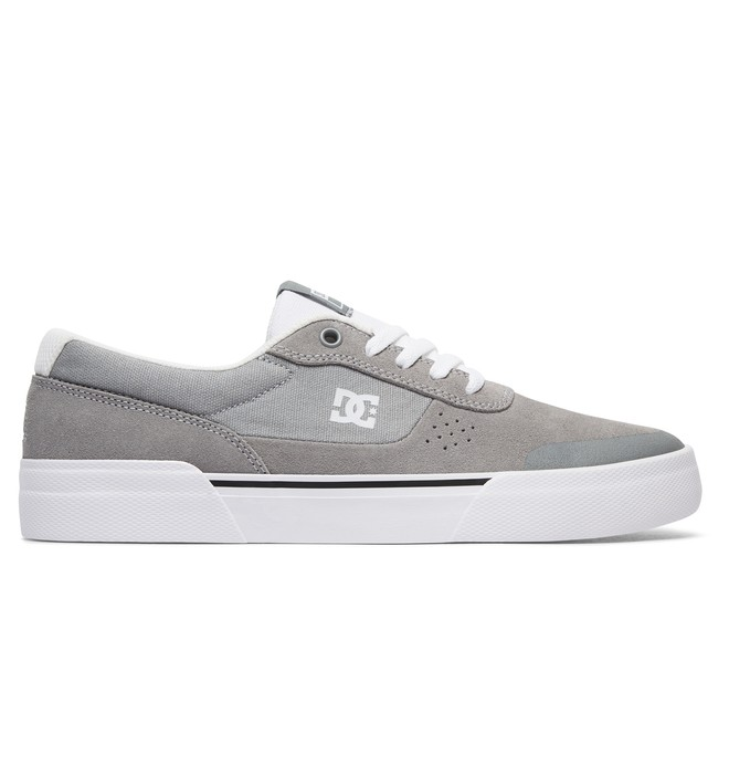 0 Switch Plus S - Skate Shoes Gray ADYS300399 DC Shoes