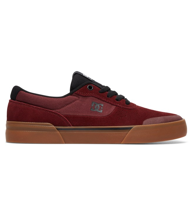 0 Switch Plus S - Skateschuhe Rot ADYS300399 DC Shoes