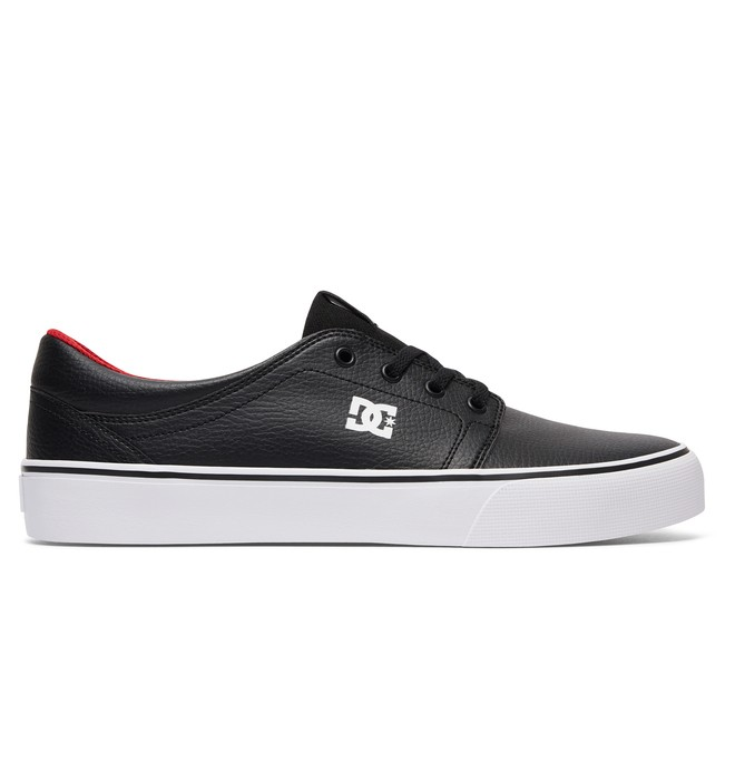 0 Trase - Shoes Black ADYS300402 DC Shoes