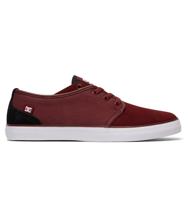 0 Studio - Chaussures Rouge ADYS300406 DC Shoes