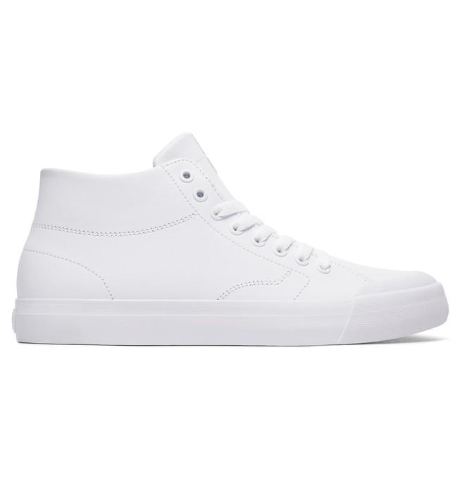 0 Men's Evan Smith Hi Zero High-Top Shoes White ADYS300423 DC Shoes