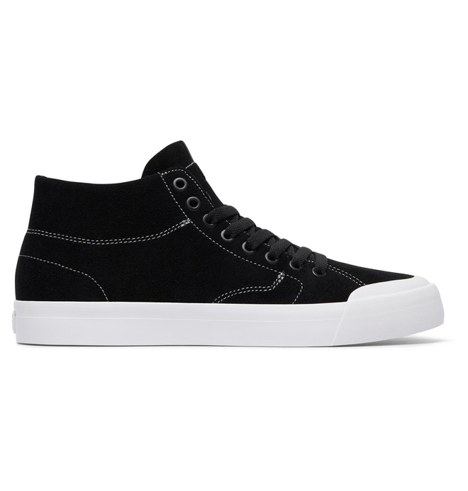 0 Men's Evan Smith Hi Zero High-Top Shoes Black ADYS300423 DC Shoes