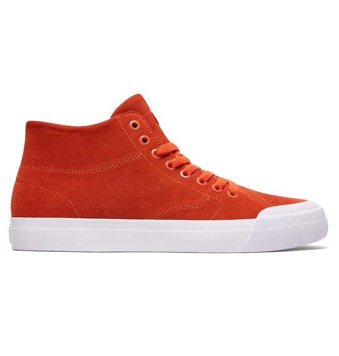 0 Evan Smith HI Zero - High-Top Shoes Red ADYS300423 DC Shoes