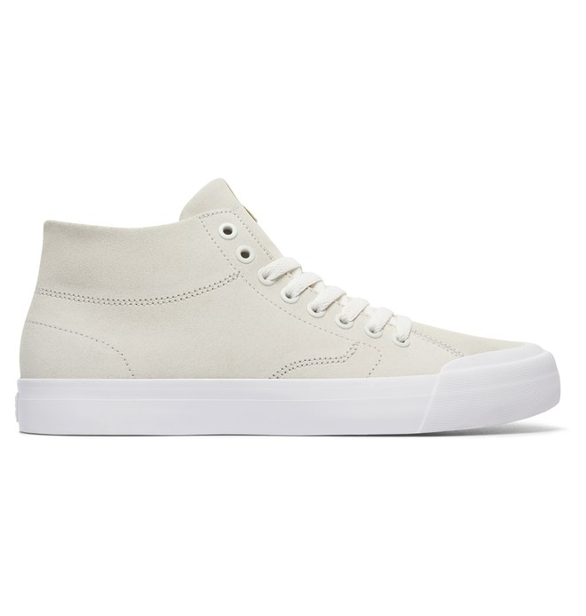 0 Evan Smith HI Zero - Hi Tops Weiss ADYS300423 DC Shoes