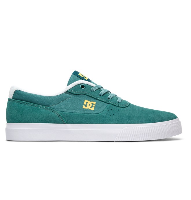 0 Men's Switch Shoes Green ADYS300431 DC Shoes
