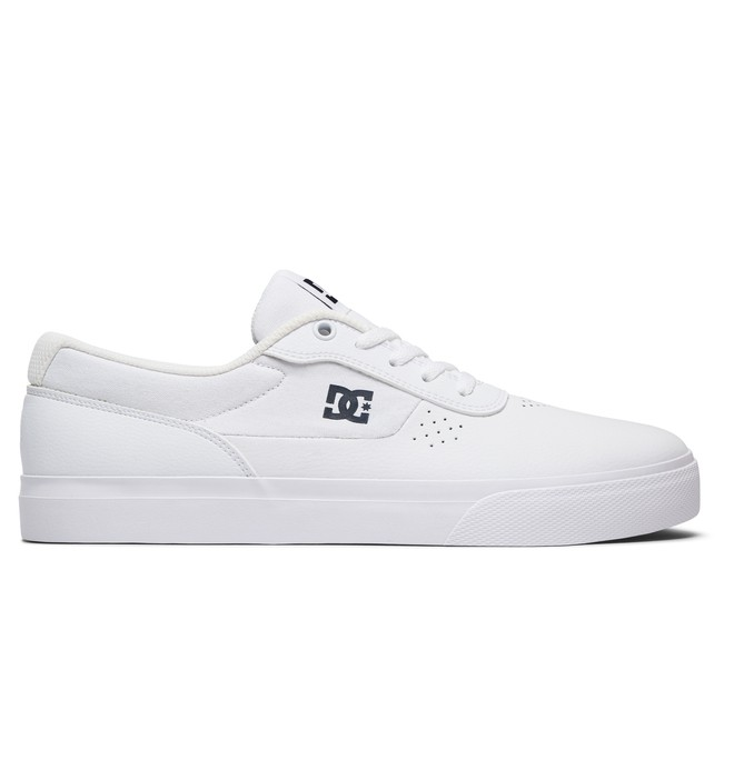 0 Men's Switch Shoes White ADYS300431 DC Shoes