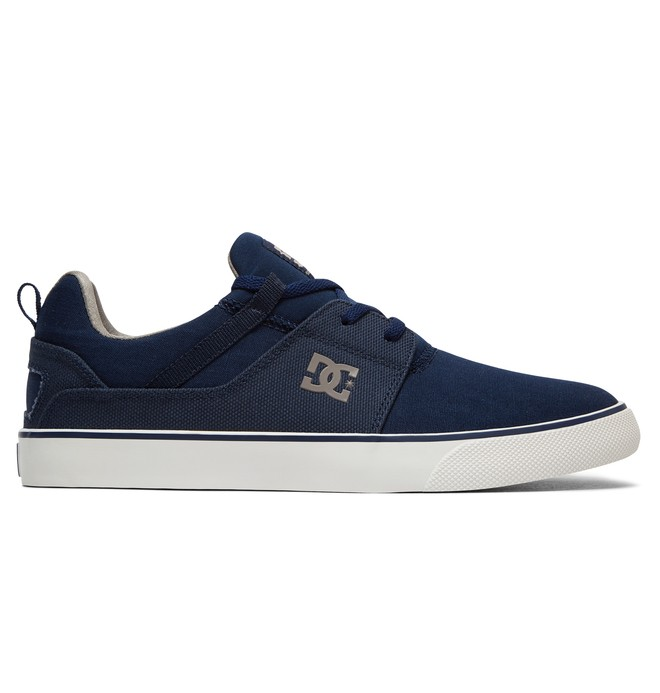 0 Heathrow Vulc TX - Baskets Bleu ADYS300441 DC Shoes