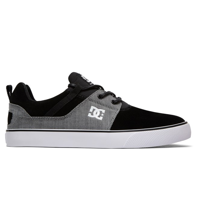 0 Men's Heathrow Vulc SE Shoes Black ADYS300442 DC Shoes