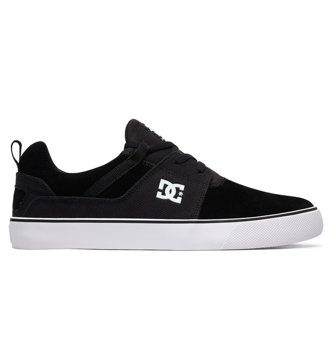 0 Men's Heathrow Vulc SE Shoes Black ADYS300442 DC Shoes