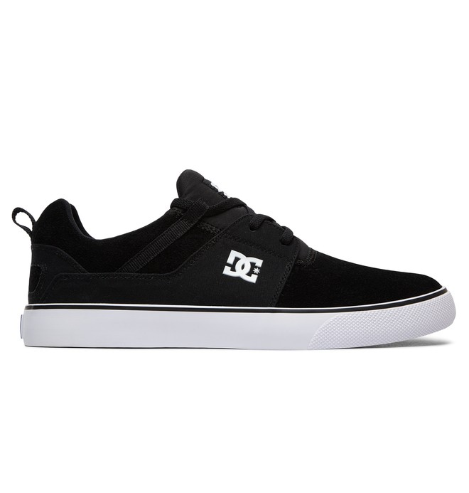 0 Heathrow Vulc - Shoes Black ADYS300443 DC Shoes