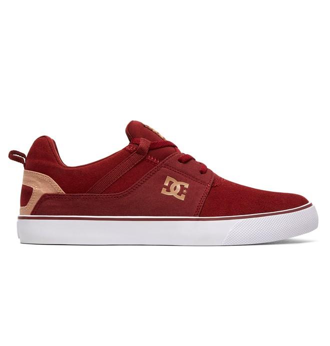 0 Heathrow Vulc - Zapatillas Rojo ADYS300443 DC Shoes