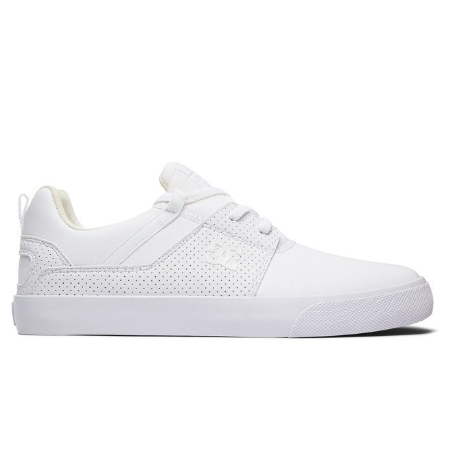 0 Heathrow Vulc - Shoes White ADYS300443 DC Shoes