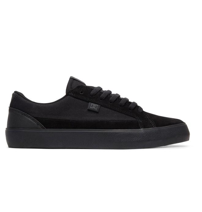 0 Men's Lynnfield S Skate Shoes Black ADYS300463 DC Shoes