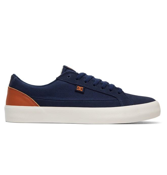 0 Men's Lynnfield S Skate Shoes Blue ADYS300463 DC Shoes