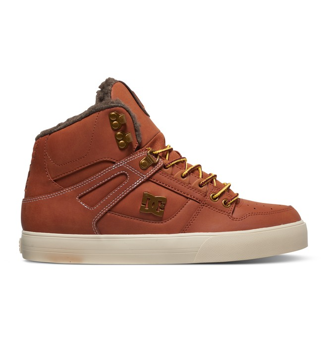 0 Men's Spartan WC WNT High-Top Shoes  ADYS400005 DC Shoes