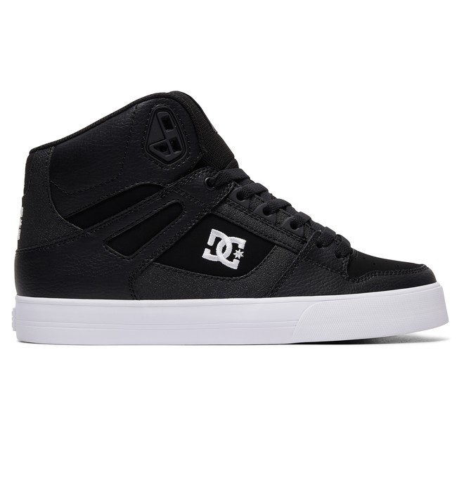 0 Pure High-Top WC - High-Top Shoes Black ADYS400043 DC Shoes