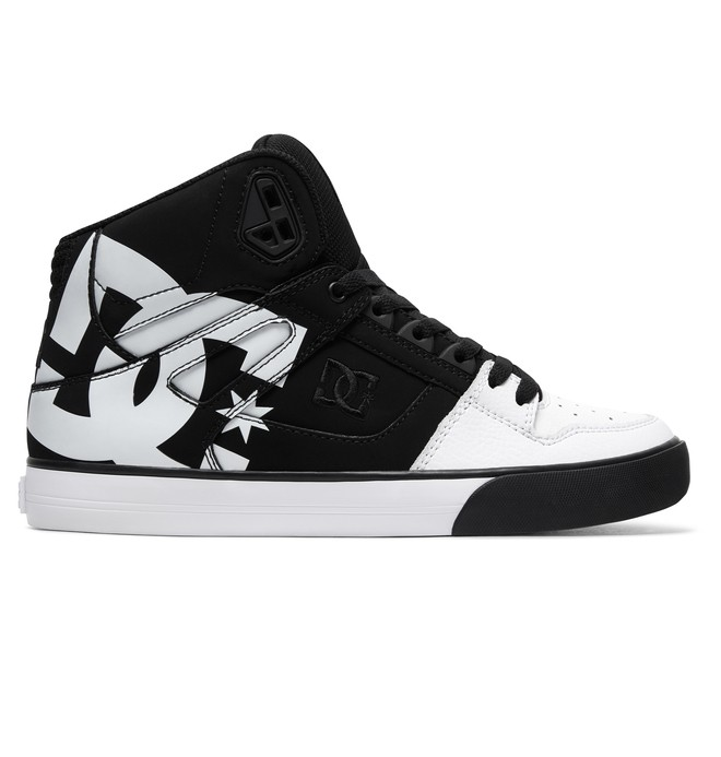 0 Pure WC SP - High-Top Shoes Black ADYS400050 DC Shoes
