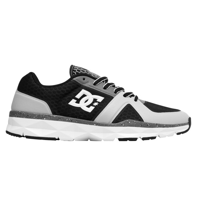 0 Men's Teamworks Unilite Trainer Shoes Grey ADYS700002 DC Shoes
