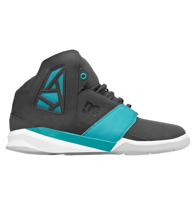 0 Men's Off The Grid HI Shoes  ADYS700015 DC Shoes