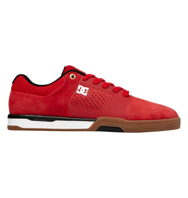 0 Men's Cole Lite 2 Shoes Red ADYS700023 DC Shoes